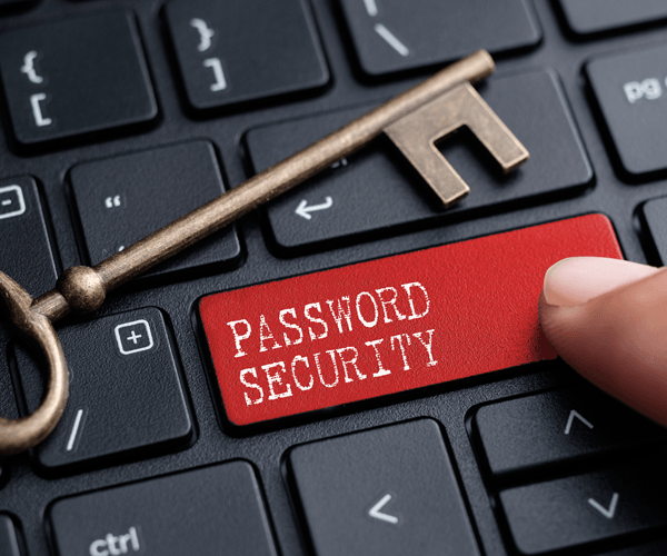Cyber-Security Begins with Password Security
