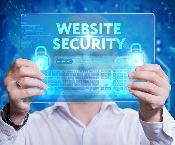 Website cyber security