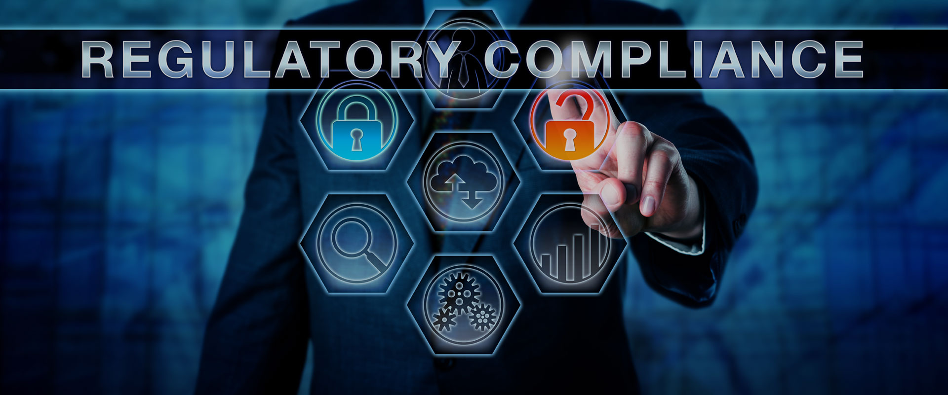 Meet Regulatory Compliance Requirements with EAID Solution