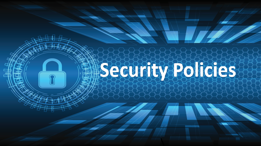 Design Information Security Policies the Right Way