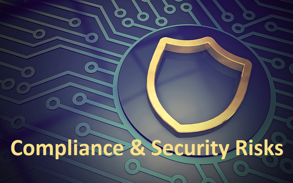 Obtain Visibility of Compliance and Security Risks Before they Become an Issue