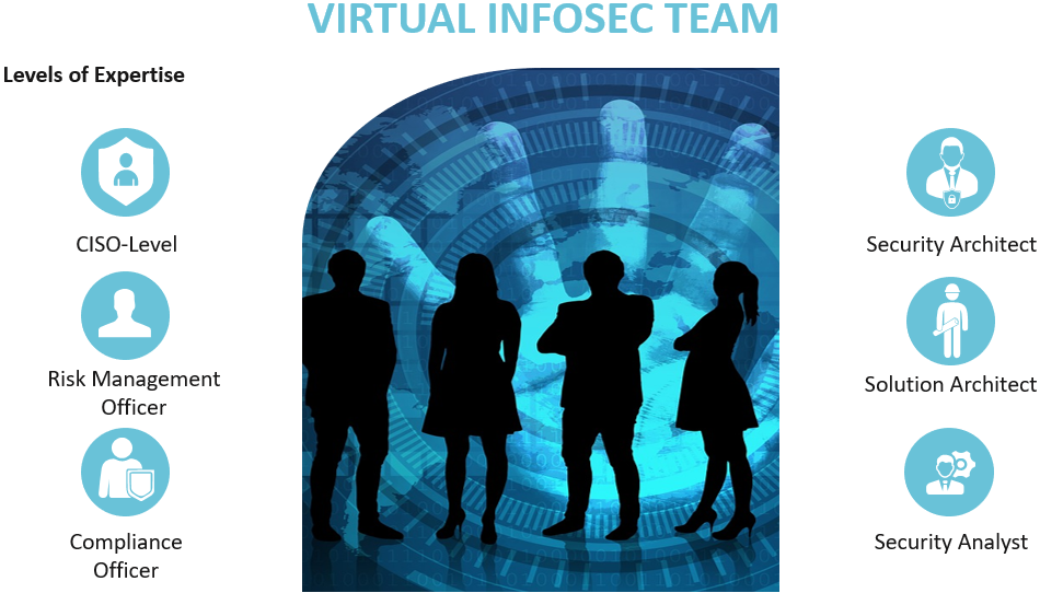 virtual infosec team